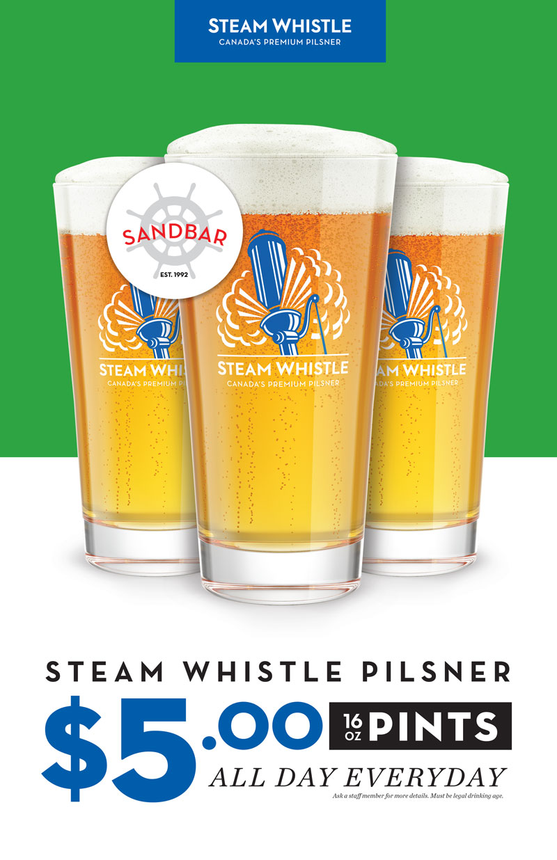 Steam Whistle Pilsner